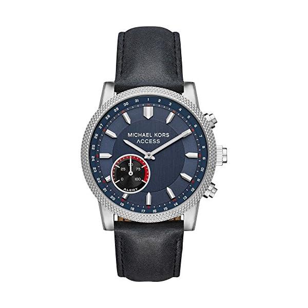 Michael Kors Reloj Analogico para Unisex de Cuarzo con Correa en Cuero
