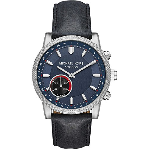 Michael Kors Reloj Analogico para Unisex de Cuarzo con Correa en Cuero MKT4024