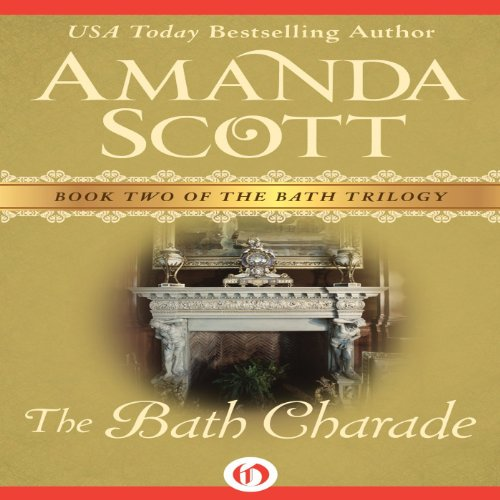 The Bath Charade audiobook cover art