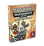 Pegasus Spiele 17016G, Munchkin Warhammer 40.000: Glaube und Geballer