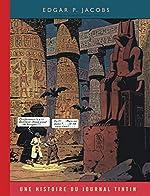 Blake & Mortimer - Tome 5 - Mystère de la Grande Pyramide T2 (Le) - Version Journal Tintin d'Edgar P. Jacobs