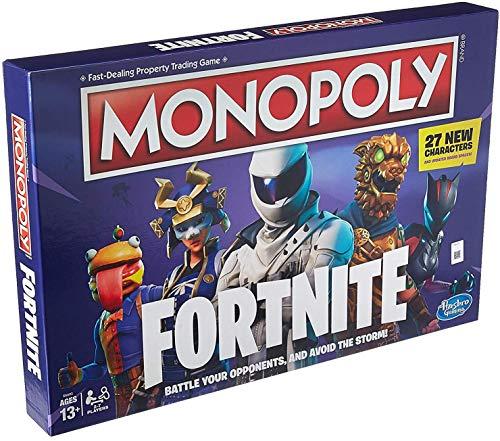 Monopoly: Fortnite - 0