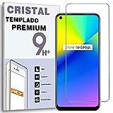 Protector de Pantalla para REALME 7i, Cristal Vidrio Templado Premium