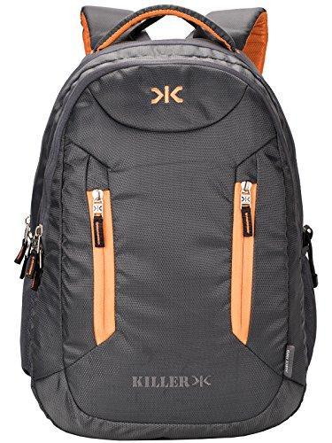 Killer 400171410031 38Litre Waterproof Backpack Gray