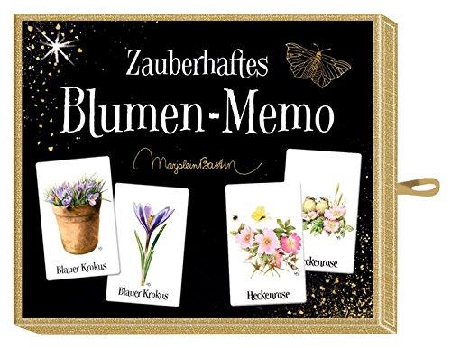 Schachtelspiel – Zauberhaftes Blumen-Memo (M. Bastin)