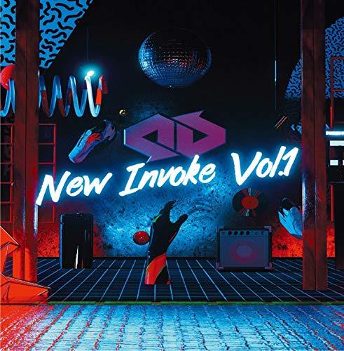 [画像:New Invoke vol.1]