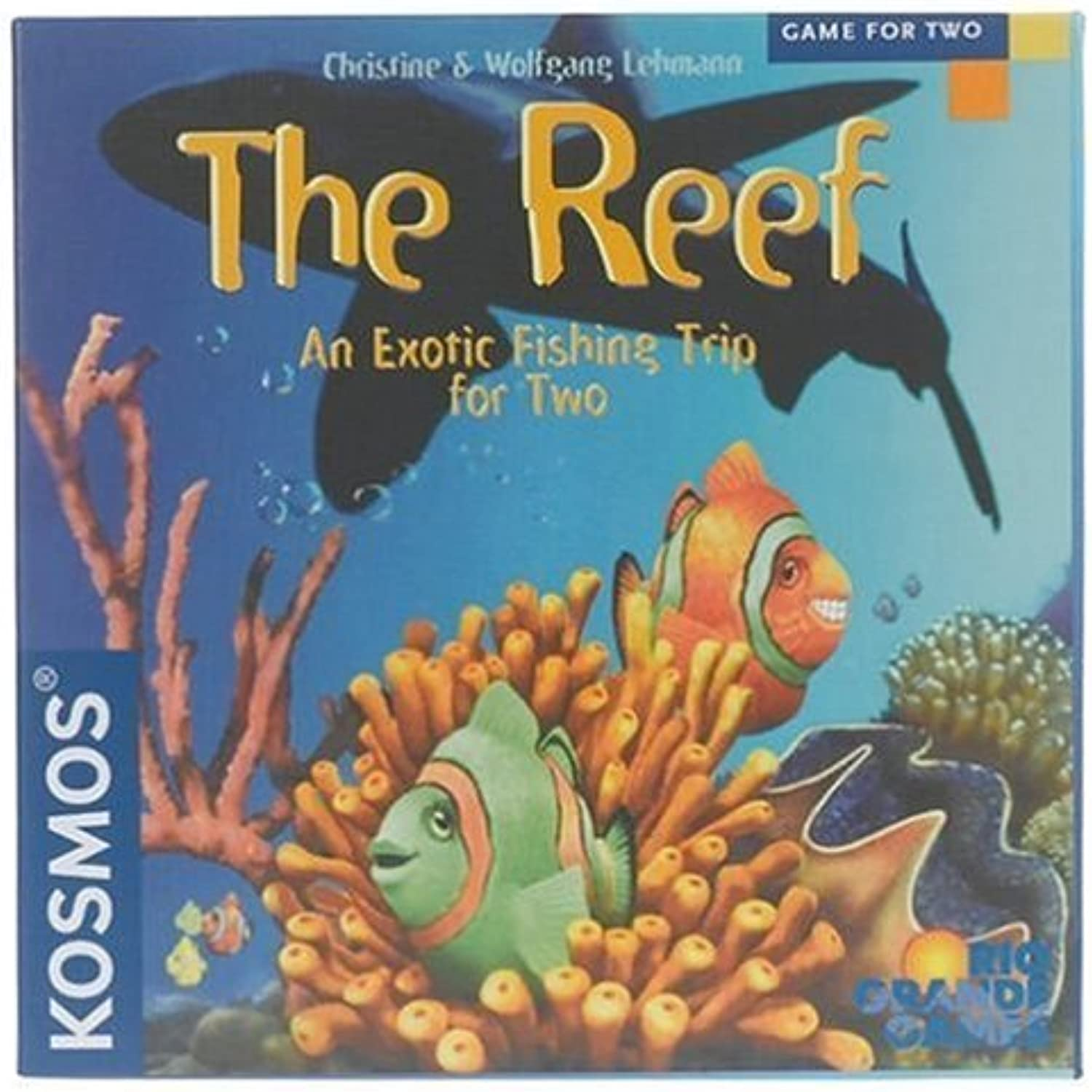The Reef by Rio Grande Games