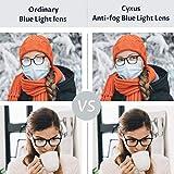 Immagine 1 cyxus occhiali con filtro di