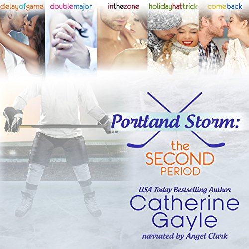 Portland Storm: The Second Period audiobook cover art