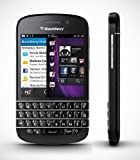 NEW Blackberry Q10 Black Bb10 Os Qwerty Keyboard, 16gb Factory Unlocked Best Gift Fast Shipping Ship All the World