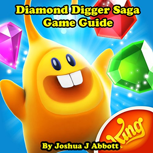 Diamond Digger Saga Game Guide audiobook cover art