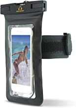 Waterproof Case Cell Phone Dry Bag with Armband IPX8 Water Resistant Pouch for iPhone 11 Pro Max X Xr Xs Max 8 7 6 6s Plus Galaxy S10e S10 S9 S8 Plus S7 Note 9 8, Waterproof Mobile Phone Case