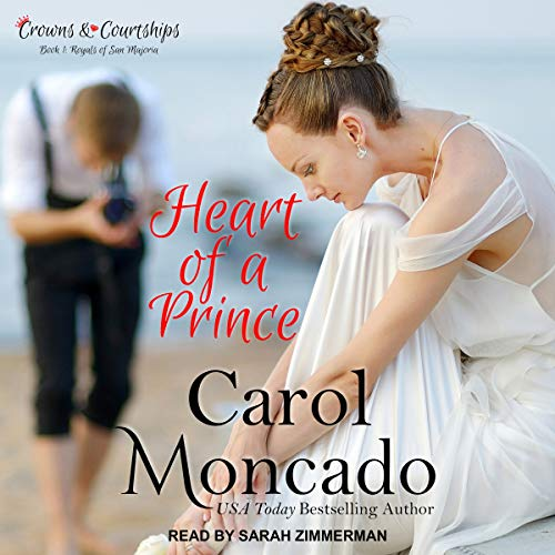Heart of a Prince audiobook cover art