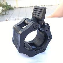 barbell clip 50mm Spinlock Barbell Kraag Lock Dumbell Clips Clamp Gewichtheffen Bar Gym Domoor van Fitness Body Building 1...