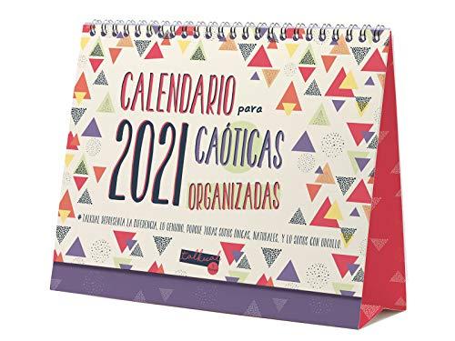 Finocam - Calendario de sobremesa 2021 Talkual Español