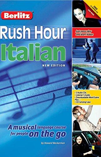 Rush Hour Italian cover art