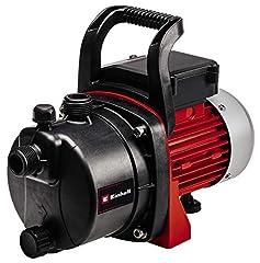 Pompa ogrodowa Einhell GC-GP 6538 (650 W, 3800 l/h max. natężenie przepływu, 3,6 bara, śruba napełniająca wodę, śruba spustowa wody)