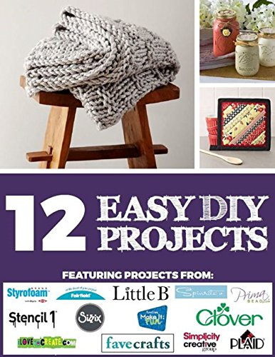 12 Easy DIY Projects by [Prime Publishing]