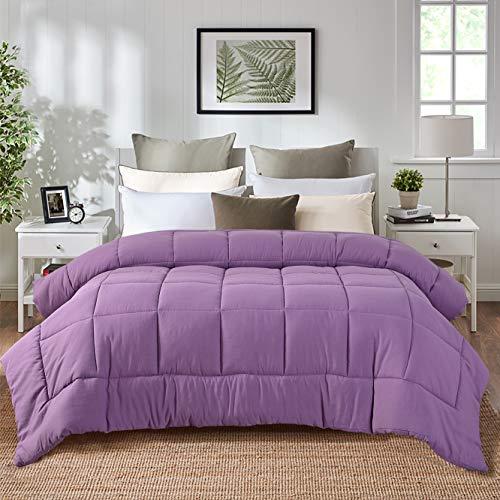 (50% OFF) Queen Down Alternative Comforter $16.50 Deal