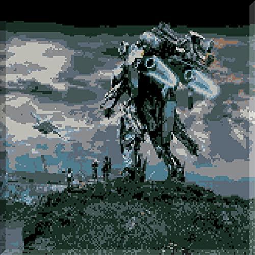 "Theme X 8-Bit (From ""Xenoblade Chronicles X"")"