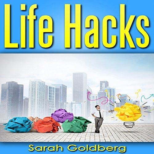 Life Hacks audiobook cover art