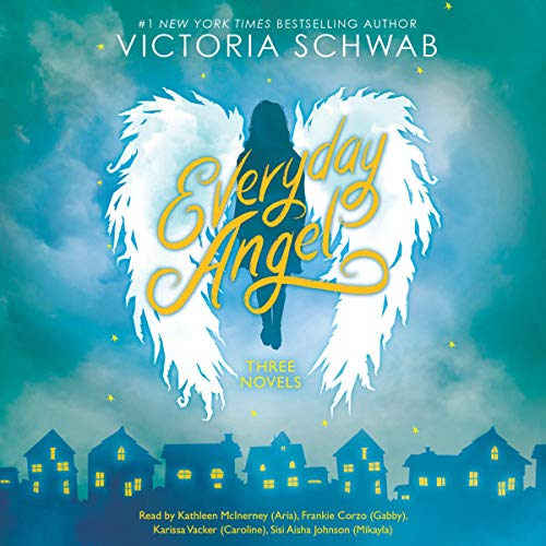 Everyday Angel Collection: New Beginnings, Second Chances, Last Wishes cover art