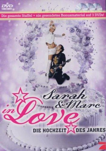 Sarah Connor & Marc Terenzi - Sarah & Marc in Love: Die Hochzeit des Jahres [3 DVDs]