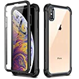 Dexnor Compatible with Iphone XS MAX Case 6.5 Inch, 360