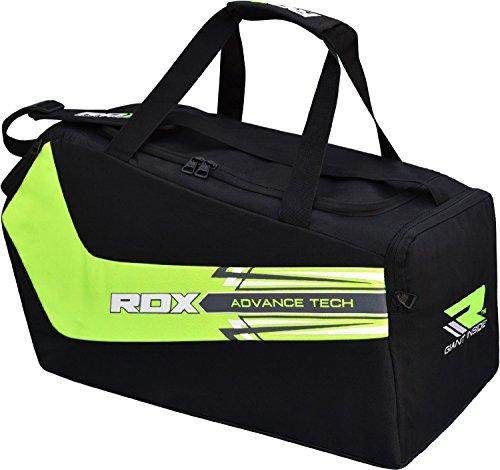 RDX Gym Holdall Gear Bag Shoulder Duffle Gear Kit Sports MMA Gymsacks Rucksacks