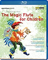 Mozart:The Magic Flute [ARTHAUS: Blu-ray]
