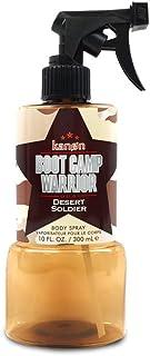 Kanon Boot Camp Warrior Desert Soldier by Kanon Body Spray 10 oz / 300 ml (Men)