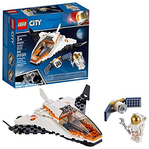 LEGO City Space 60224 Satelliten Mission (84 Teile) - 2019