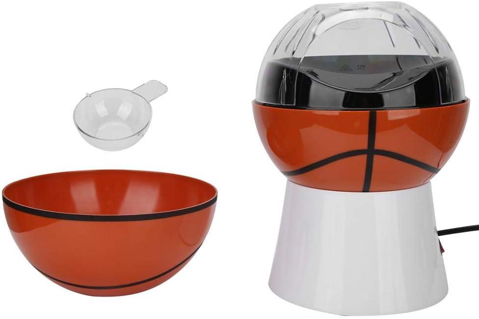 Baloncesto enchufe de la UE 220V-240V Mini m/áquina de palomitas de ma/íz el/éctrica Popper-Home Cute Style para el hogar diario y obsequio