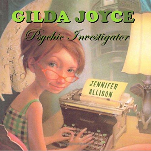 Gilda Joyce, Psychic Investigator audiobook cover art