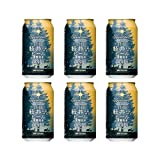 THE軽井沢ビール 軽井沢ビール プレミアムダーク 350ml×6缶セット