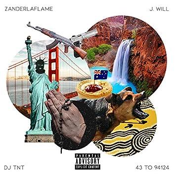 43 to 94124 (feat. J. Will & DJ TNT)