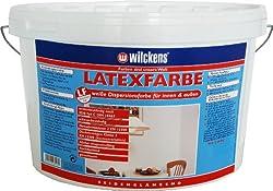 Wilcken latex silk glossy, 5 L, white 13490200090
