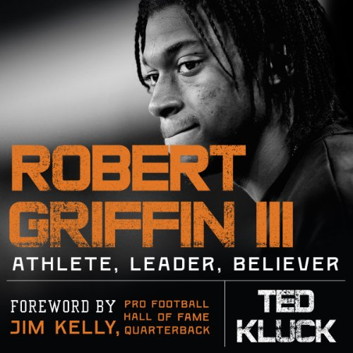 Robert Griffin III cover art