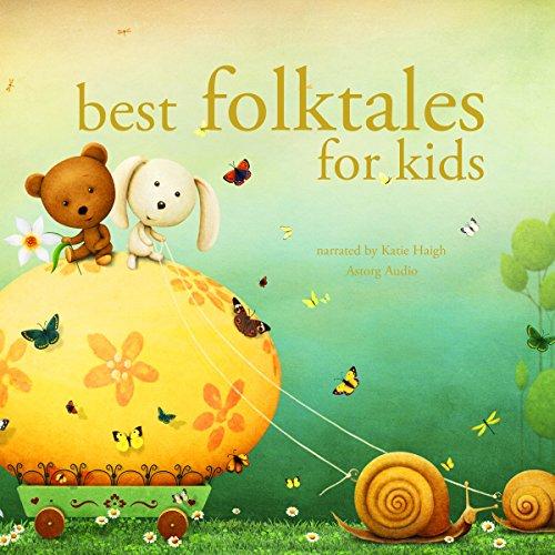 Best Folktales for Kids cover art