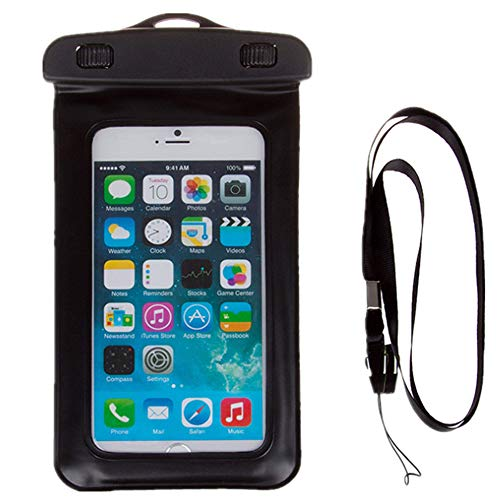 Lightweight Waterproof Cell Phone Dry Bag Underwater Pouch Case for Samsung Galaxy S21 Ultra 5G, S21 Plus 5G, S21 5G