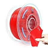 Yousu Red TPU Filament Squishes in Your Hand Sticks to the Bed