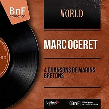 4 chansons de marins bretons (feat. Lucien Merer et son orchestre) [Mono version]