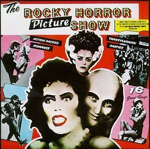 The Rocky Horror Picture Show by Various Artists, O\'Brien, Richard Soundtrack edition (1989) Audio CD