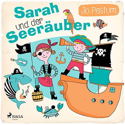 Sarah und der Seeräuber cover art