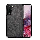 TOPOFU Coque pour Xiaomi Mi 10i 5G,Housse Étui Très Mince Cover,PC/TPU Mode Texture de Tissu...