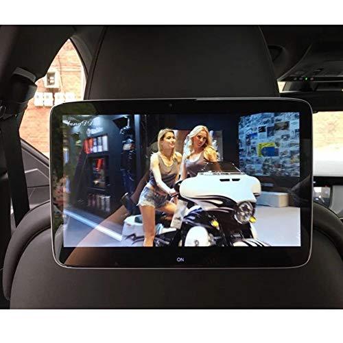 lightinthebox dvd players Headrest DVD Player Car Entertainment for Mercedes Class A B C E G R S CLA CLS GLK GLC GLS GLE Support WiFi Bluetooth USB Included Headphone