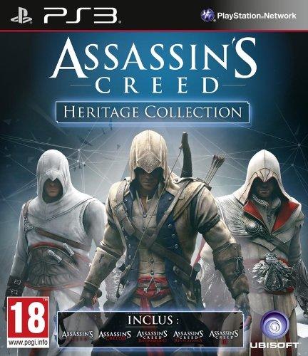 Assassin's Creed - Édition Héritage [Importación Francesa]