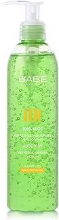 Laboratorios Babé - Gel de Aloe Vera Puro 300 ml Refrescante Hidratante Calmante Regenerante Exposición Solar Afeita...