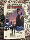 No Escape, No Return USA VHS