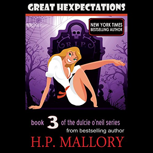 Great Hexpectations audiobook cover art